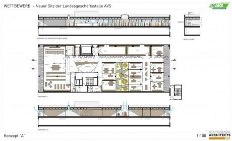 Architects WN, Martin Willeit, Arch. Johannes Niederstätter, Südtirol, Bozen, Architektur, Inneneinrichtung, AVS, Bozen